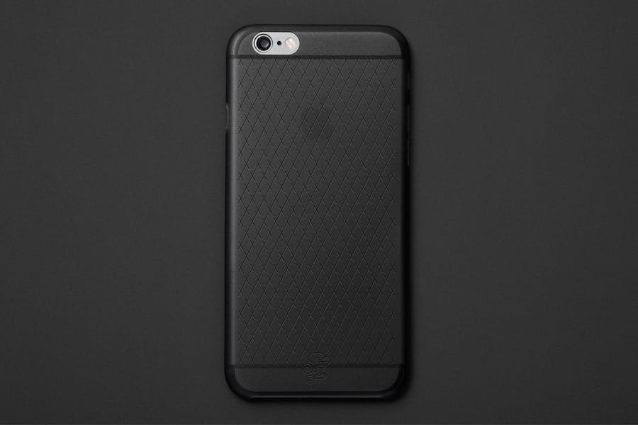 coque black iphone 6