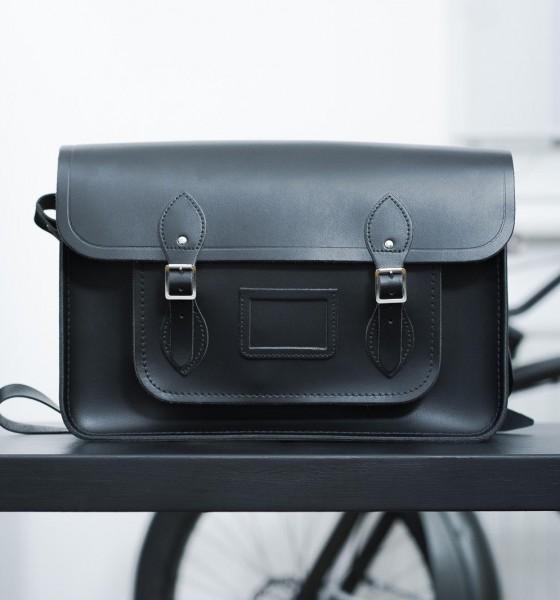 Test — Cambridge Satchel, l'art du sac en cuir fait main