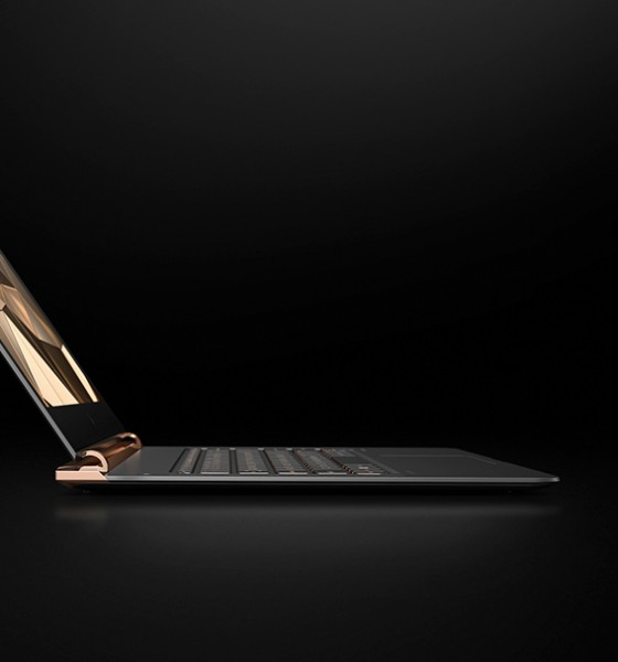 HP Spectre 13 : Le Pc portable le plus fin du monde