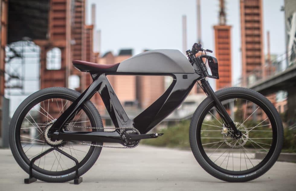 SPA Bicicletto un ebike élégant made in Italia