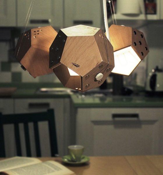 D-Twelve Lamp – des lampes magnétiques