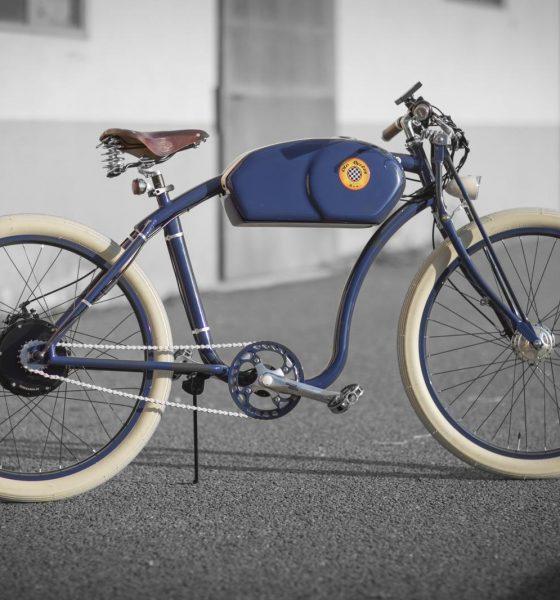 Oto Cycles – les vélos vintages électriques