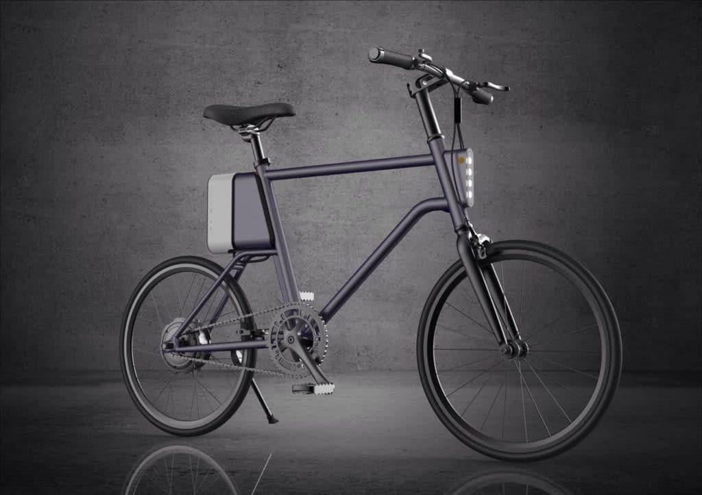 YuneBike C1 - le vélo électrique selon Xiaomi