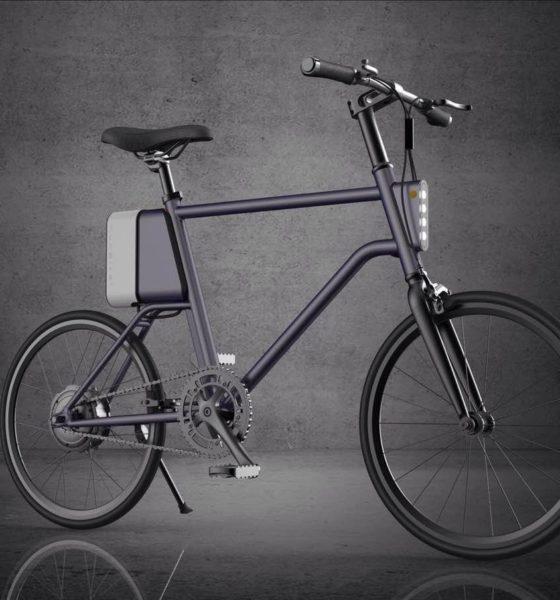 YuneBike C1 – le vélo électrique selon Xiaomi