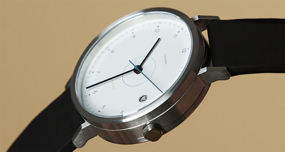 Meshable 003 : Une montre automatique contemporaine
