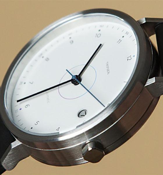 Meshable 003 : Une montre automatique contemporaine