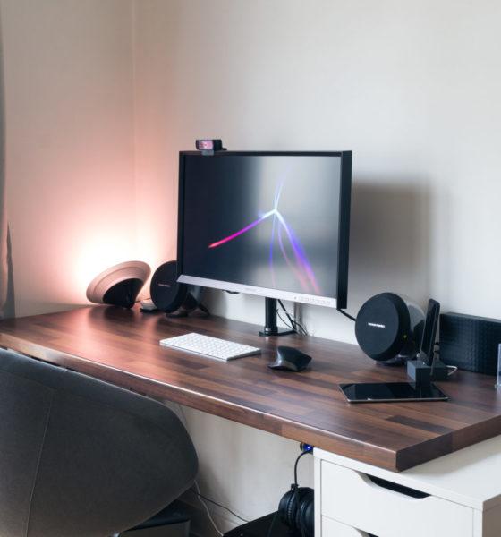 Bienvenue à mon bureau